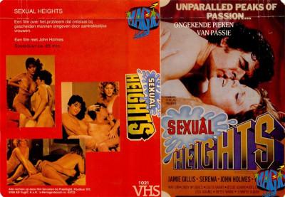 Description Sexual Heights(1981)- John Holmes, Jamie Gillis, Serena