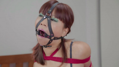 Red Rope + Ring Gag + Hitachi (download, sexy, boots, very)