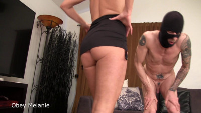 Obey Melanie - Kicked In The Balls For Jerking