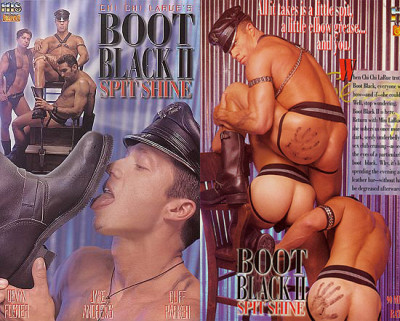 His Video – Boot Black Vol.2: Spit Shine (1995)
