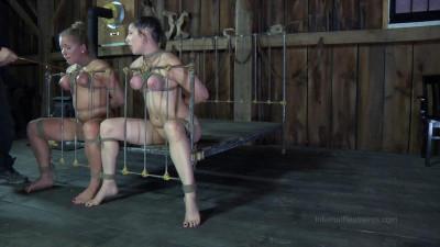 Infernal Restraints - Double Bagged (Dia Zerva, Sister Dee)