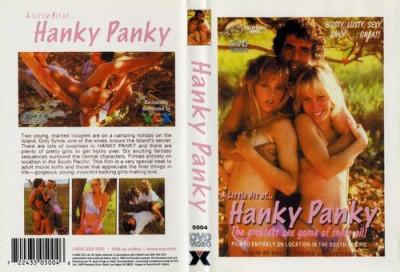 Description A Little Bit of Hanky Panky(1984)- Ginger Lynn, Diva, Jamie Gillis