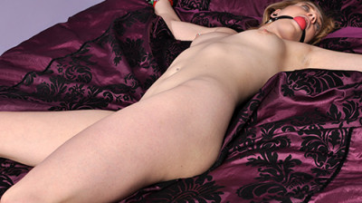 BDSM Spread in Bed - Carly Rae Summers