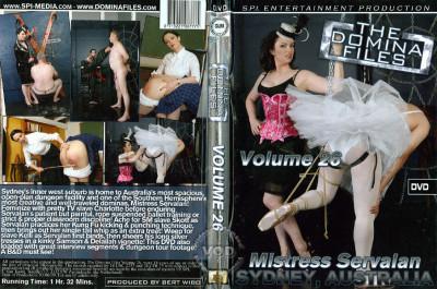 The Domina Files Part 26 Mistress Servalan