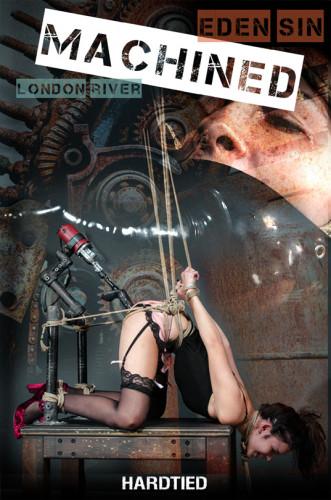 Description Eden Sin & London River Machined