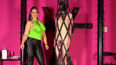 Mistress Ezada Sinn - Speed Milking