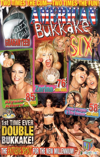 Bukkake From USA #06