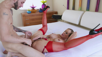 Mommy Wants Meat – Brandi Love Gets A Supersized Cock