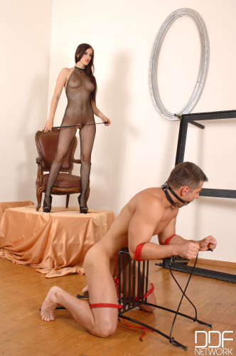 Totti And Alice - Dominated By The Balls! Part 1