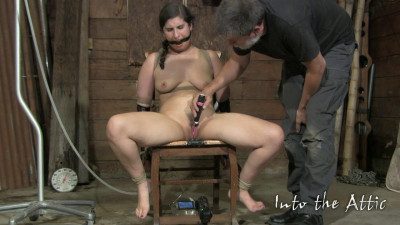 Marina - IntoTheAttic - spanking, english, bound, other, real