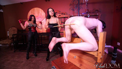 Kylie Rogue & Michelle Lacy Caning