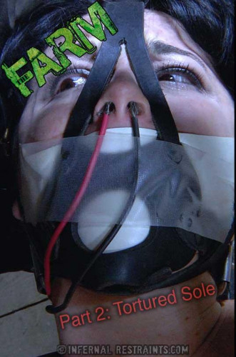 InfernalRestraints The Farm  Part 2 Tortured Sole