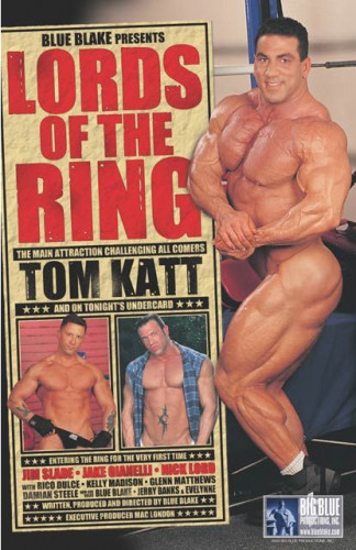 Lords Of The Ring — Tom Katt, Jim Slade, Damian Steele