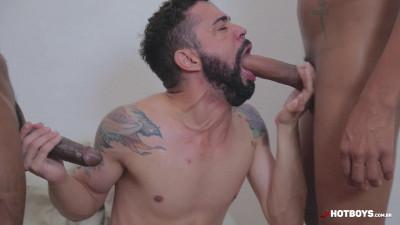 Desafio Hot Big Dick com Nerd Carioca