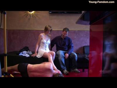 Young-femdom - Torment in honeymoon - Part 2