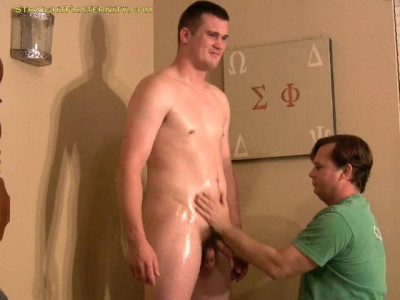 Blaine Giant Army Guy Tops And Cums Twice For Me…
