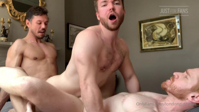 Only Fans – LondonGirthPlus Featuring Leander and Gabriel Cross Part 2