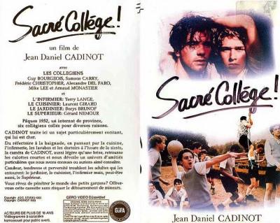 Bareback Sacre College - Guy Bourgeois, Guy Bourgeois, Alexandre del Faro (1982)