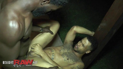 Description BreedItRaw - 50 Shadez of Black - Part Two