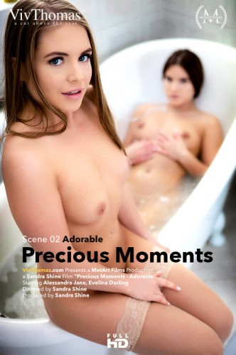 Alessandra Jane, Evelina Darling - Precious Moments Episode 2 - Adorable (2016)