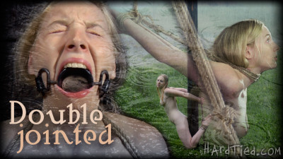 HardTied – Delirious Hunter – Double Jointed