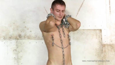 Humiliated Slave Dmitry 2