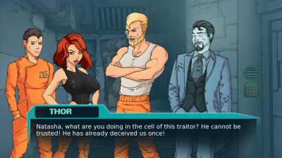 Description Heroes Rise Prison Break