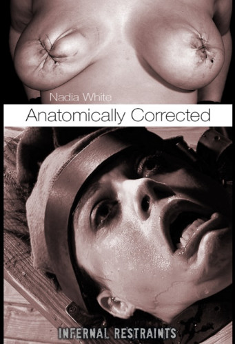 IR  Anatomically Corrected  – Nadia White (2019)