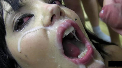 Fucking and swallowing cum!