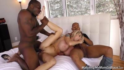 Danielle Derek — And 2 Big Black Cock