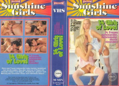 Description 14 Girls of Love (1988) - Angel Love, Brooke Bennett, Brooke Fields