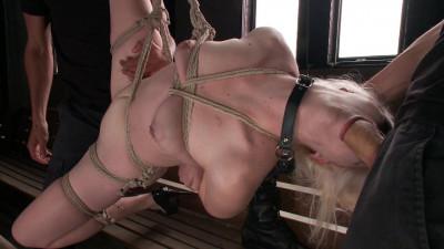 Young Slut Takes Massive Cocks