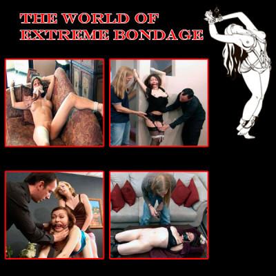 The world of extreme bondage 191