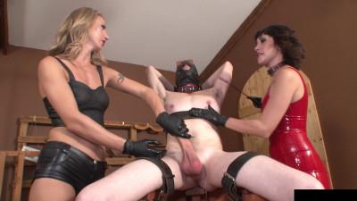 Alina Long, Sasha Sweet - Milking Slave 666