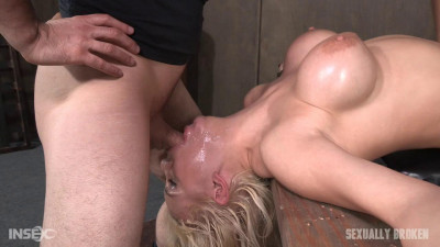 SexuallyBroken – December 23, 2016 – Kenzie Taylor