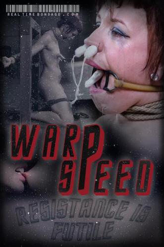 Elizabeth Thorn, Violet Monroe High – Warp Speed Part 1