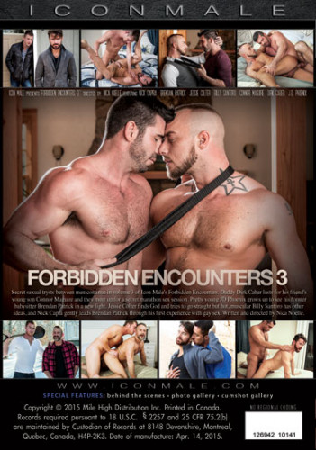 Forbidden Encounters vol.3