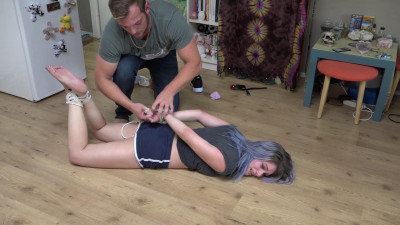 Custom Wrestling Bondage Escape Challenge