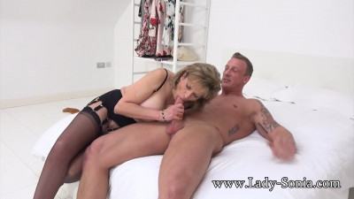 Lady Sonia – Blackmailed Housewife Fucked Bareback