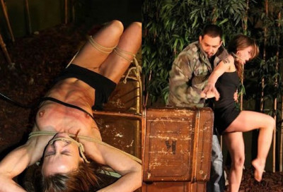 ExtremeWhipping – July 4, 2013 – Captured In Jungle