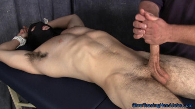 Gay BDSM The Hunk and the Pocket Pussy