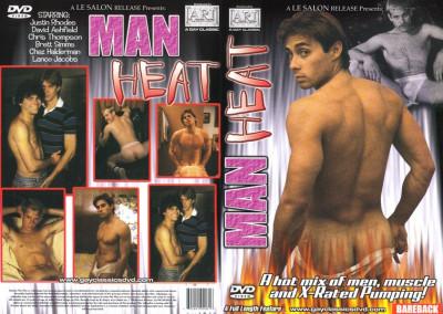 Man Heat (Classic Bareback) — Justin Rhodes, David Ashfield, Chris Thompson (1986)