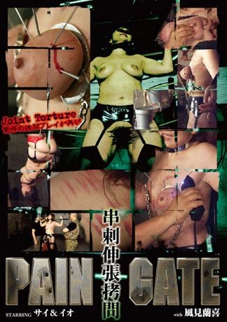 Extreme Asian Torture - DDSC-019