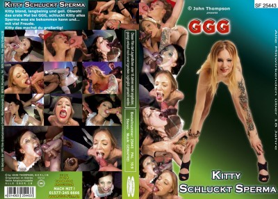 Kitty schluckt Sperma (2012/HDRip)