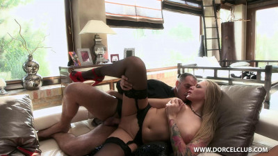 Orgy with libertine friends