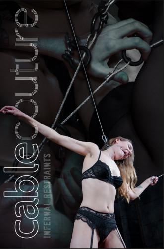 Sierra Cirque Shows off the Hottest BDSM Fashion