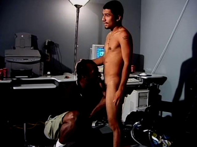 Hot Black Ass Gets Fucked