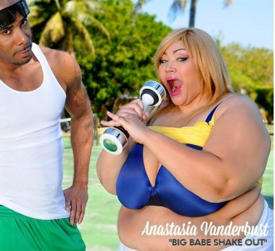 BBW Dreams – Anastasia Vanderbust – Big Babe Shake Out 720p