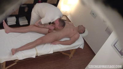 Czech gay massage scene 4
