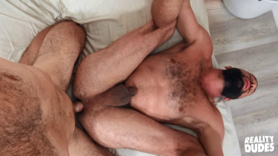 Donnie Argento Deep-Throating And Taking Paul Wagner Cock Deep In His Ass